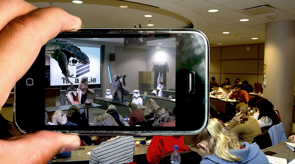 Improved Augmented Reality (AR) Apps
